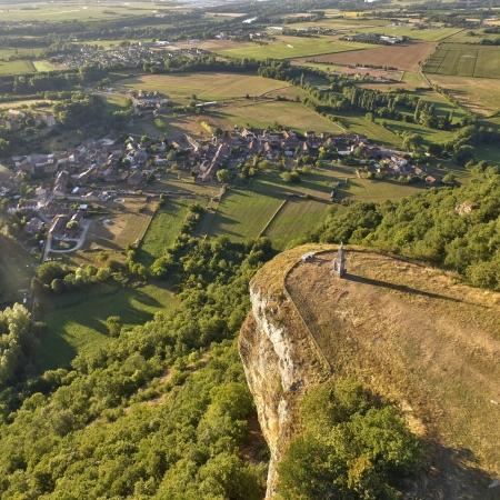 Plateau de Larina (Hières sur Amby)