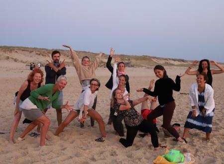 séjour yoga & surf (été 2020 Landes)