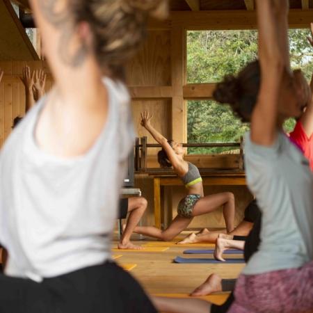 Rituels yoga