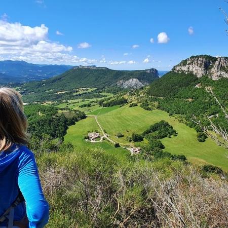 Au coeur de la Drôme des collines