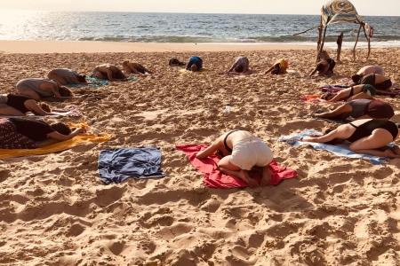 nidra beach